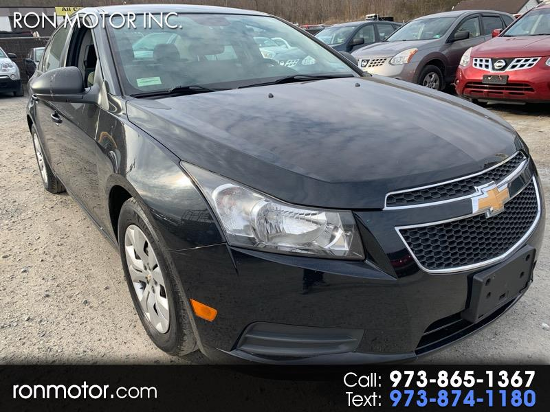 2013 Chevrolet Cruze LS Manual