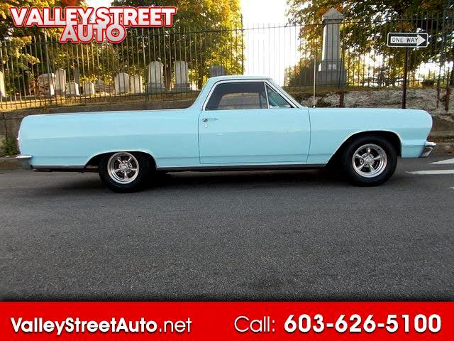 1964 Chevrolet El Camino Base