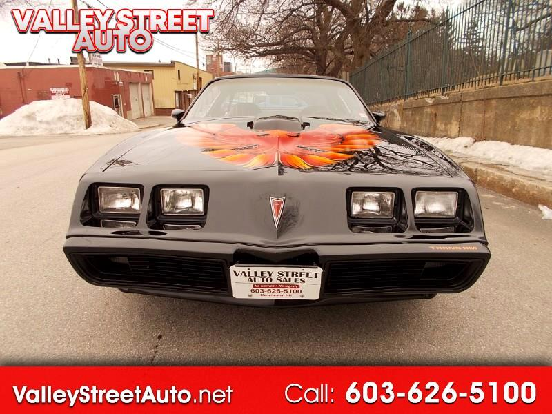 1979 Pontiac Firebird 2dr Coupe Trans Am