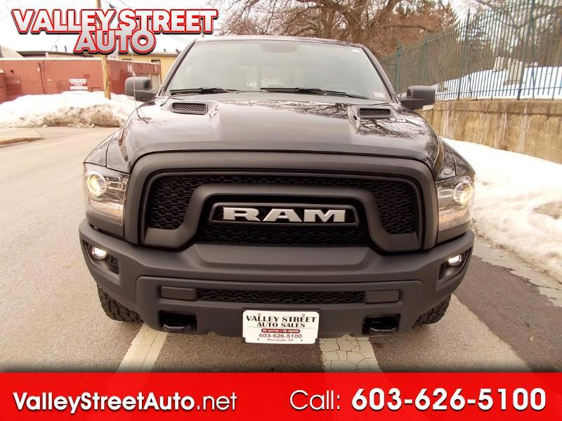 2017 RAM 1500 Rebel Crew Cab SWB 4WD