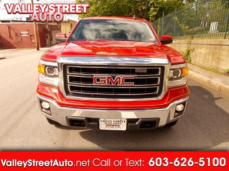 2015 GMC Sierra 1500 SLE Short Box 4WD