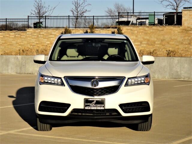 2015 Acura MDX SH-AWD 4dr w/Tech