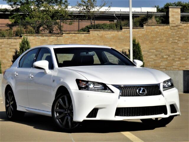 2015 Lexus GS 350 F Sport Crafted Line