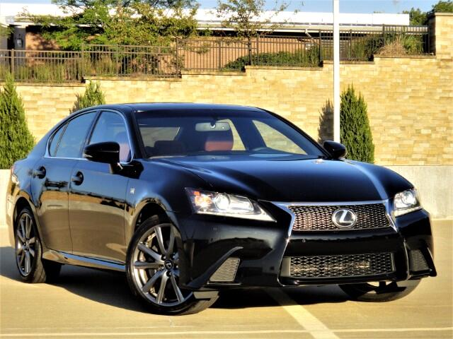 2015 Lexus GS Crafted Line Edition
