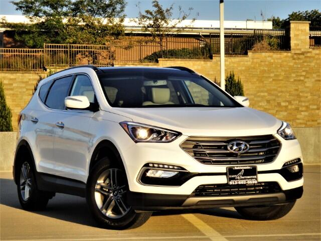 2017 Hyundai Santa Fe Ultimate 2.4 AWD