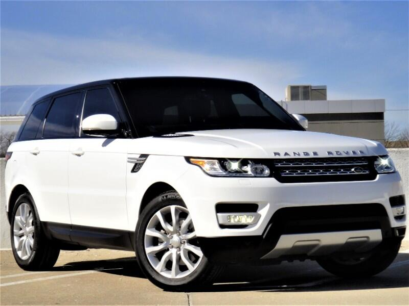 2015 Land Rover Range Rover Sport HSE Supercharged