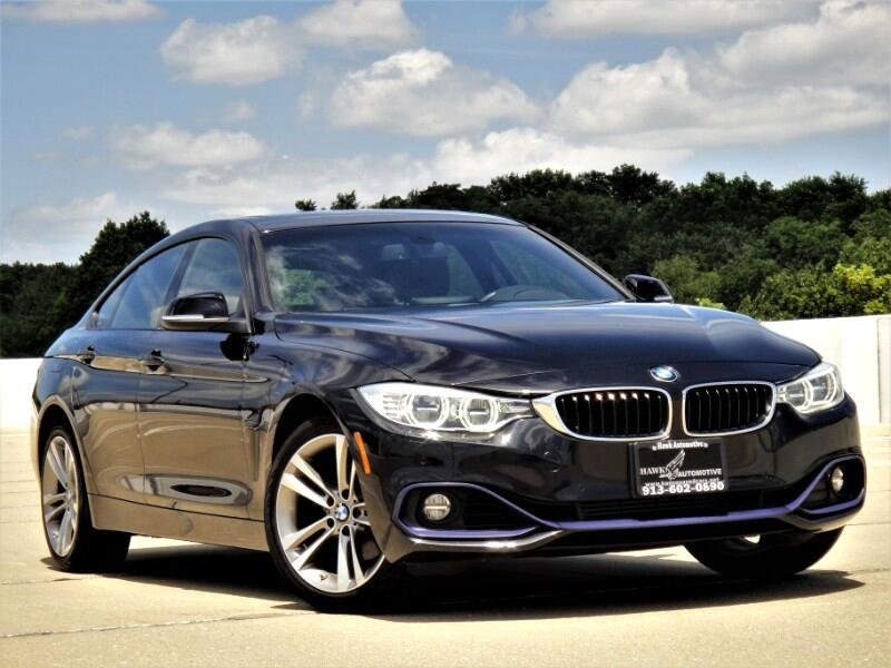 2015 BMW 4-Series Gran Coupe 428i xDrive