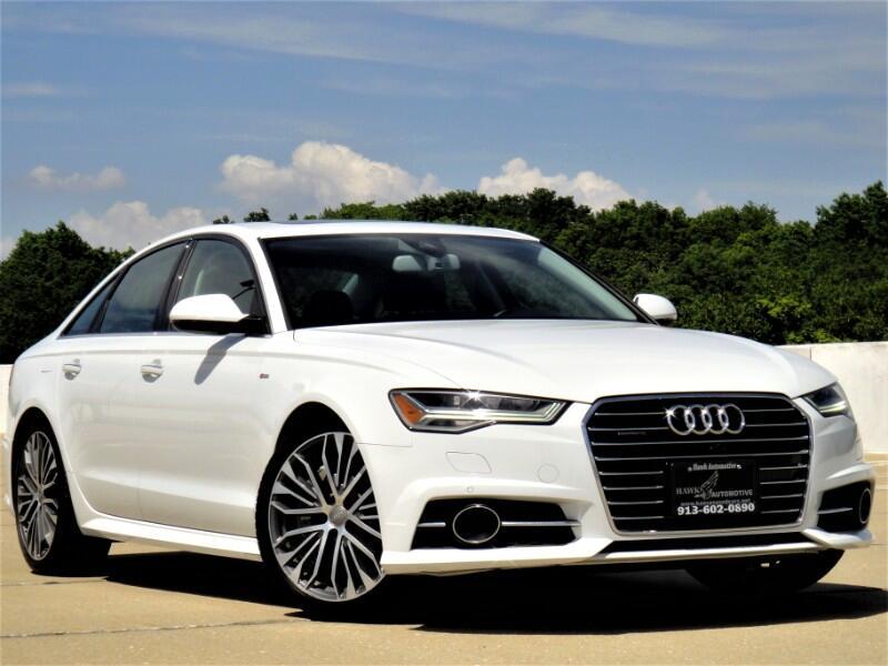 2016 Audi A6 TDI Premium Plus quattro