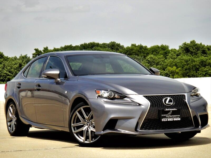 2016 Lexus IS IS 300 F Sport AWD