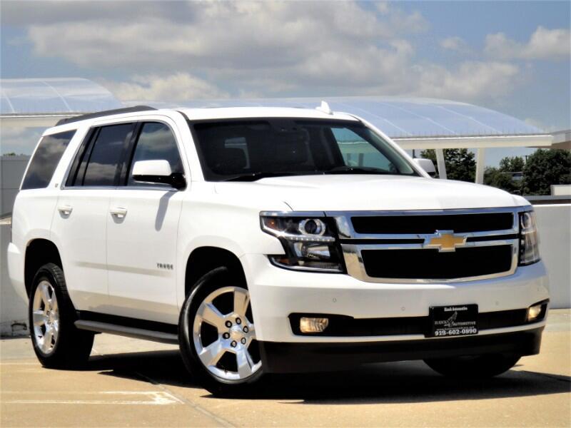 Chevrolet Tahoe LT 4WD 2016
