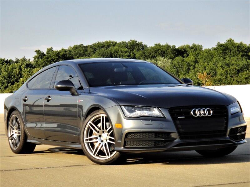 2014 Audi A7 3.0T Prestige