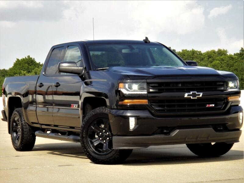 2016 Chevrolet Silverado 1500 LT Z71 Package