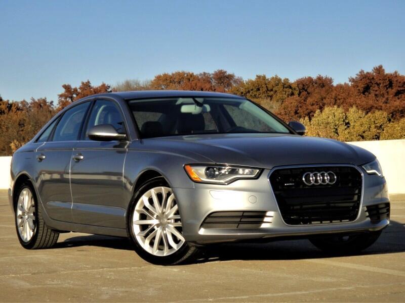 Audi A6 3.0 TDI Premium Plus quattro Tiptronic 2014