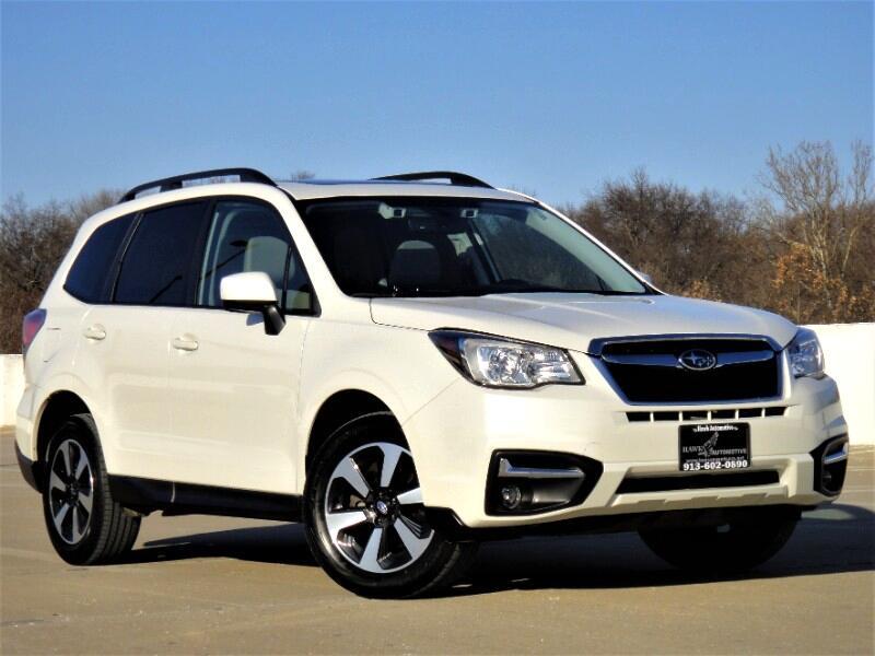 Subaru Forester 2.5i Premium PZEV CVT 2017
