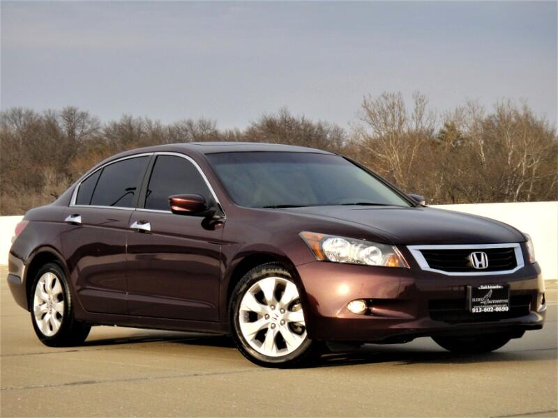 Honda Accord EX-L V-6 Sedan AT 2010