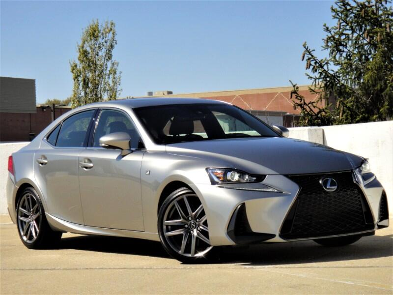 Lexus IS IS 300 F Sport AWD 2017