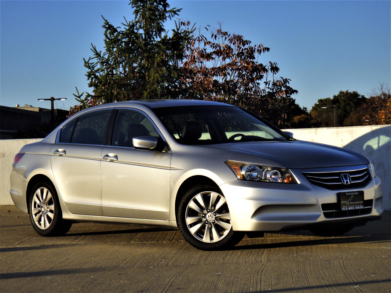 Honda Accord EX-L Sedan AT 2012
