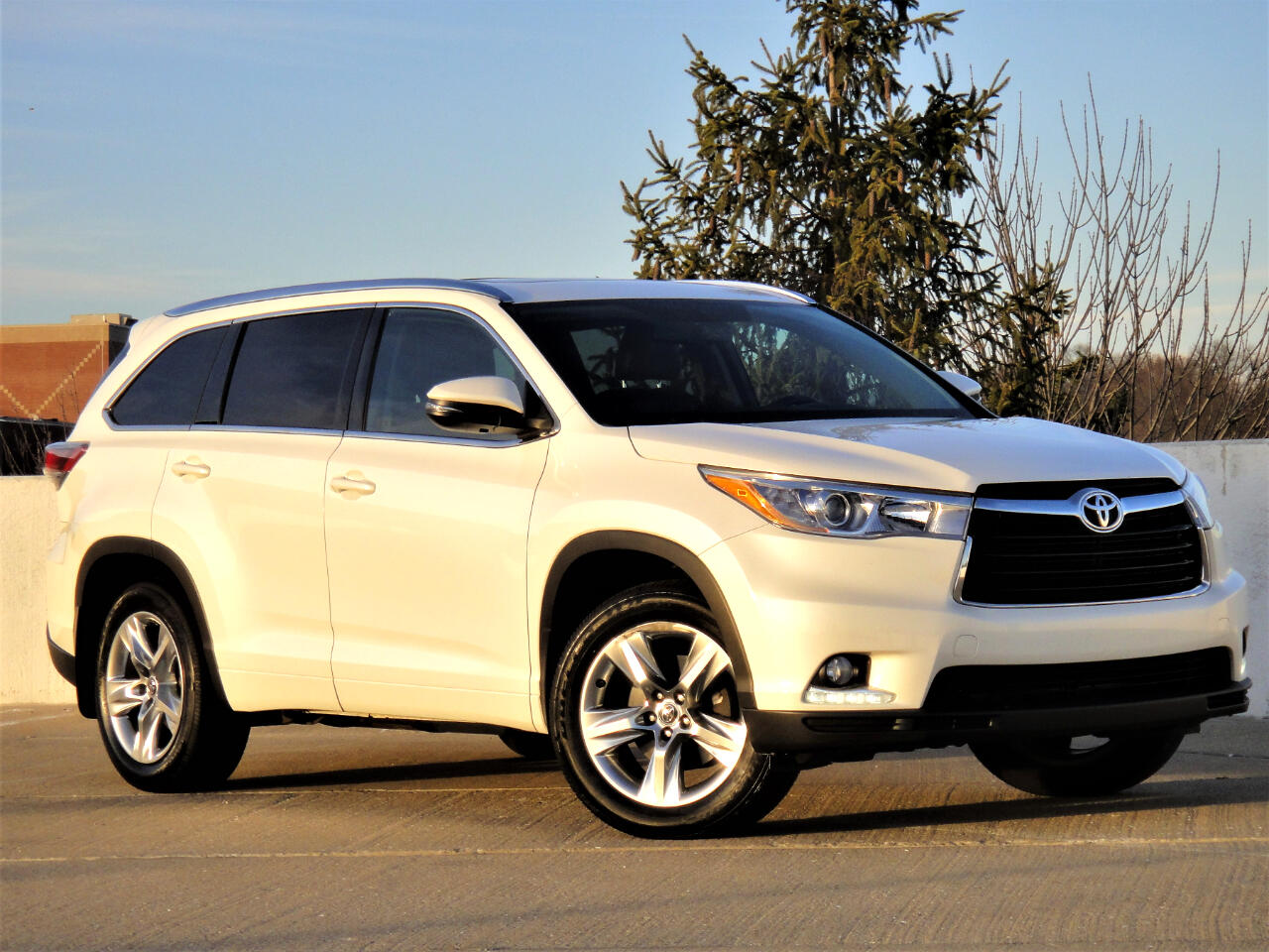 Toyota Highlander Limited AWD V6 2016