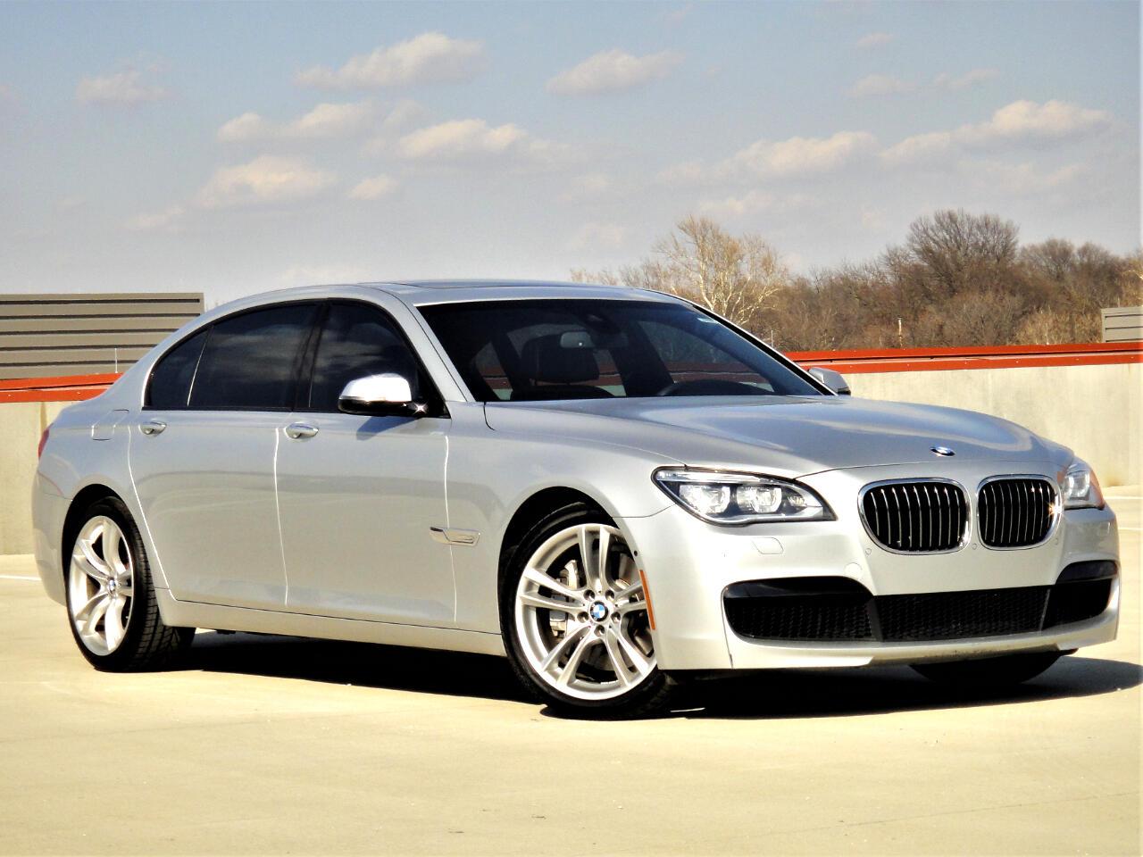 BMW 7-Series 750Li xDrive 2014