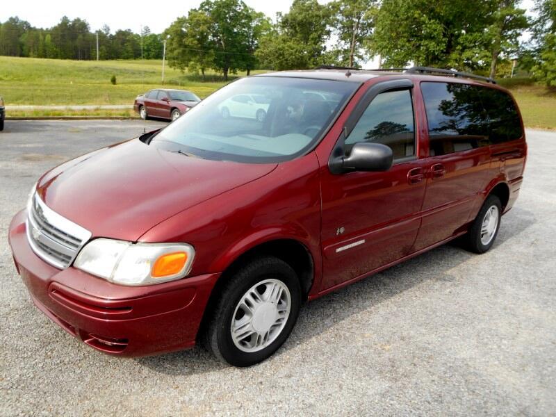 2002 Chevrolet Venture Extended Wheelbase LT