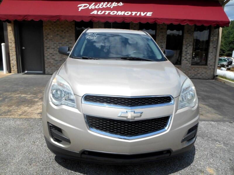Chevrolet Equinox LS 2WD 2011