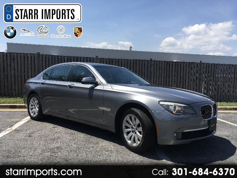 2009 Bmw 750li For Sale >> Used 2009 Bmw 7 Series 750li For Sale In Suitland Md 20746