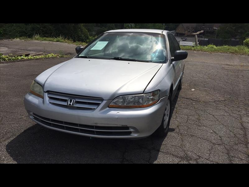Honda Accord Value Package Sedan 2001