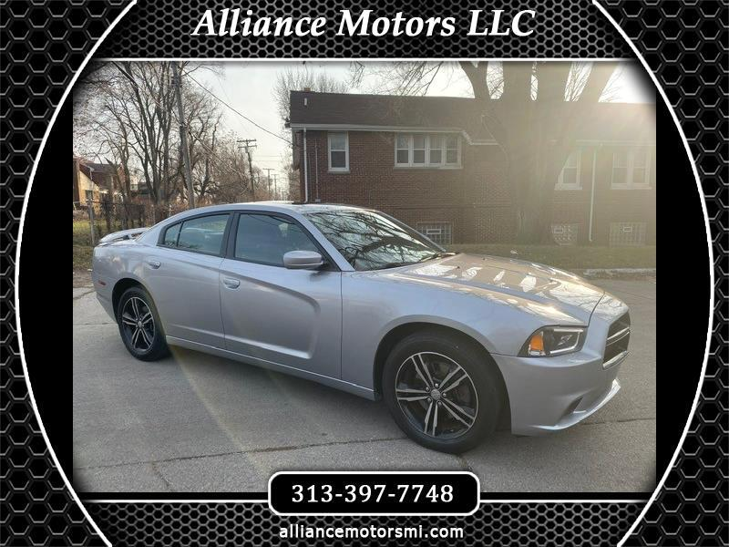 Dodge Charger R/T AWD 2013