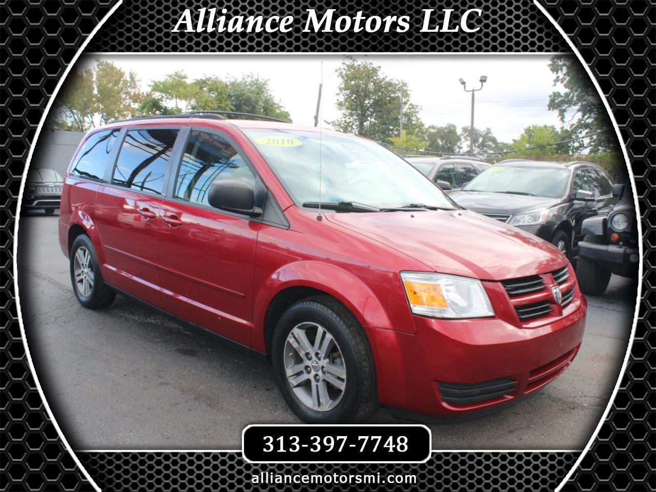 Dodge Grand Caravan 4dr Wgn SE 2010