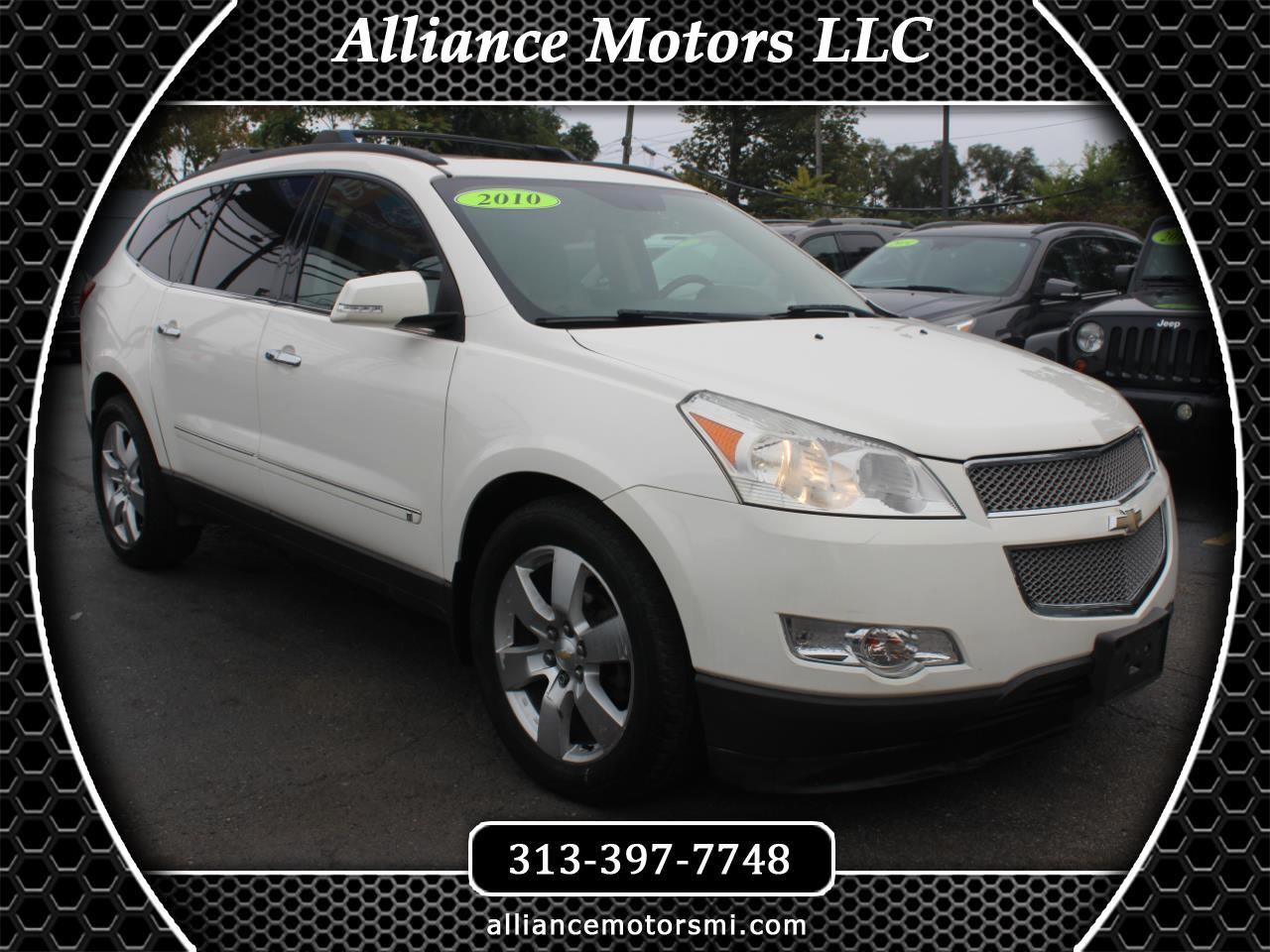 Chevrolet Traverse AWD 4dr LTZ 2010