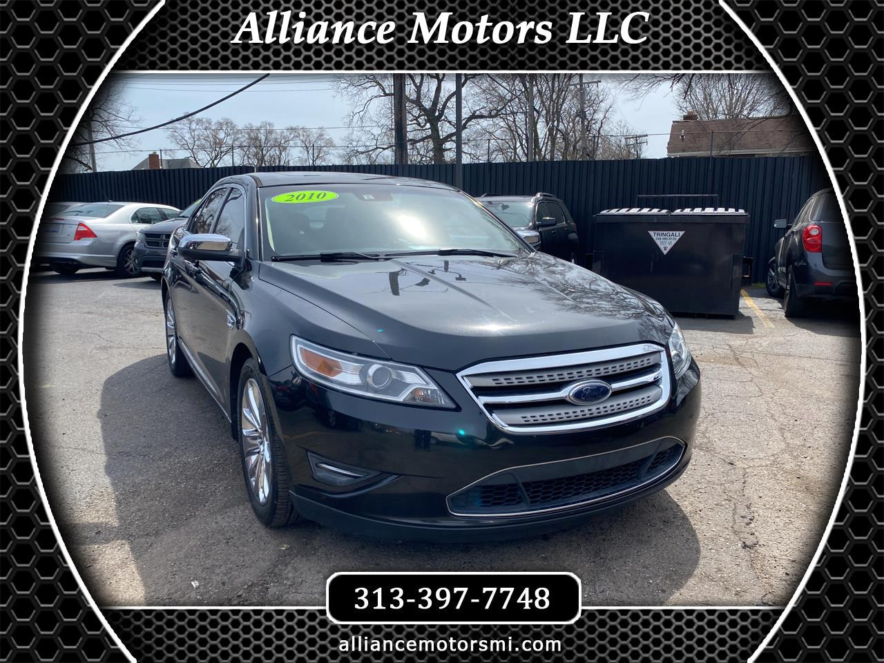 Ford Taurus 4dr Sdn Limited AWD 2010
