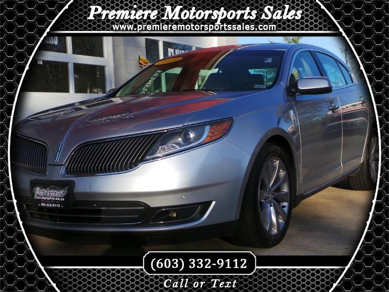 Lincoln MKS AWD 2013