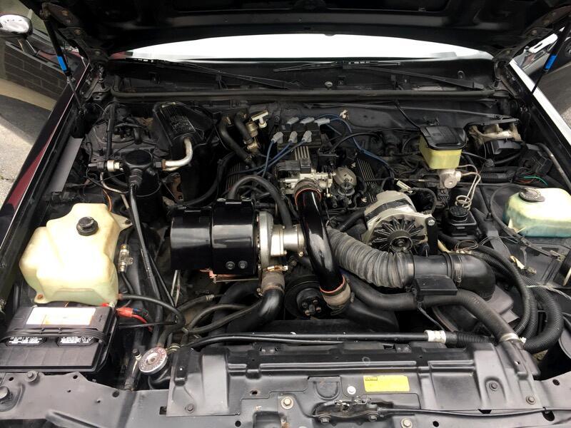 1986 Buick Regal T Type Turbo
