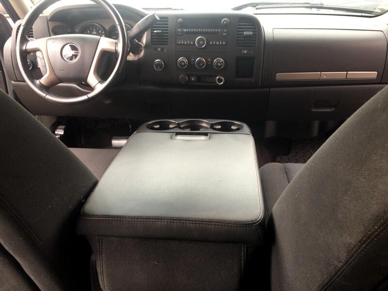 2011 GMC Sierra 1500 4WD Crew Cab 143.5