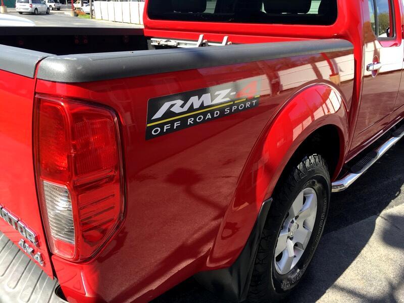 2011 Suzuki Equator RMZ Crew Cab 4WD