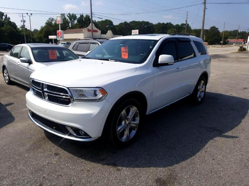 2015 Dodge Durango Limited 2WD