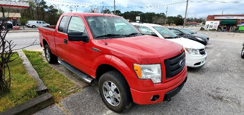 Ford F-150 STX SuperCab 6.5-ft. Bed 4WD 2010