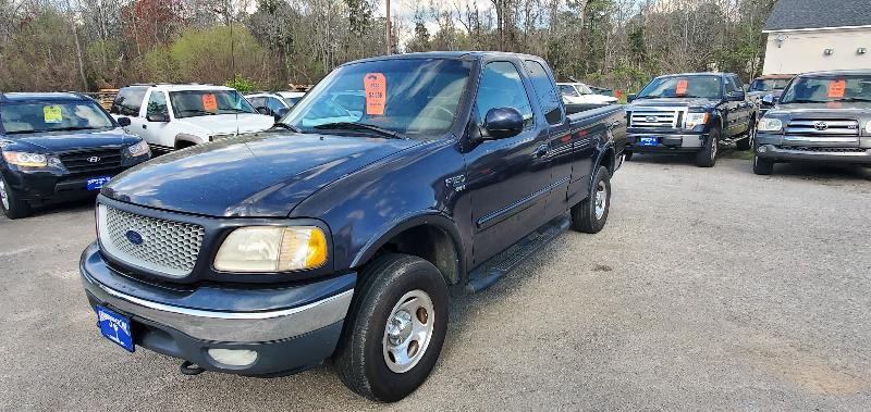 Ford F-150 XLT SuperCab Short Bed 4WD 1999