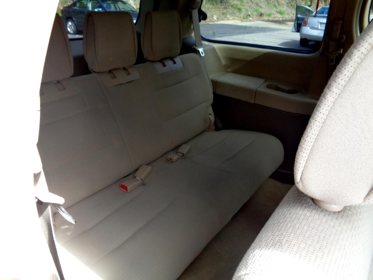 Nissan Quest 3.5 2007