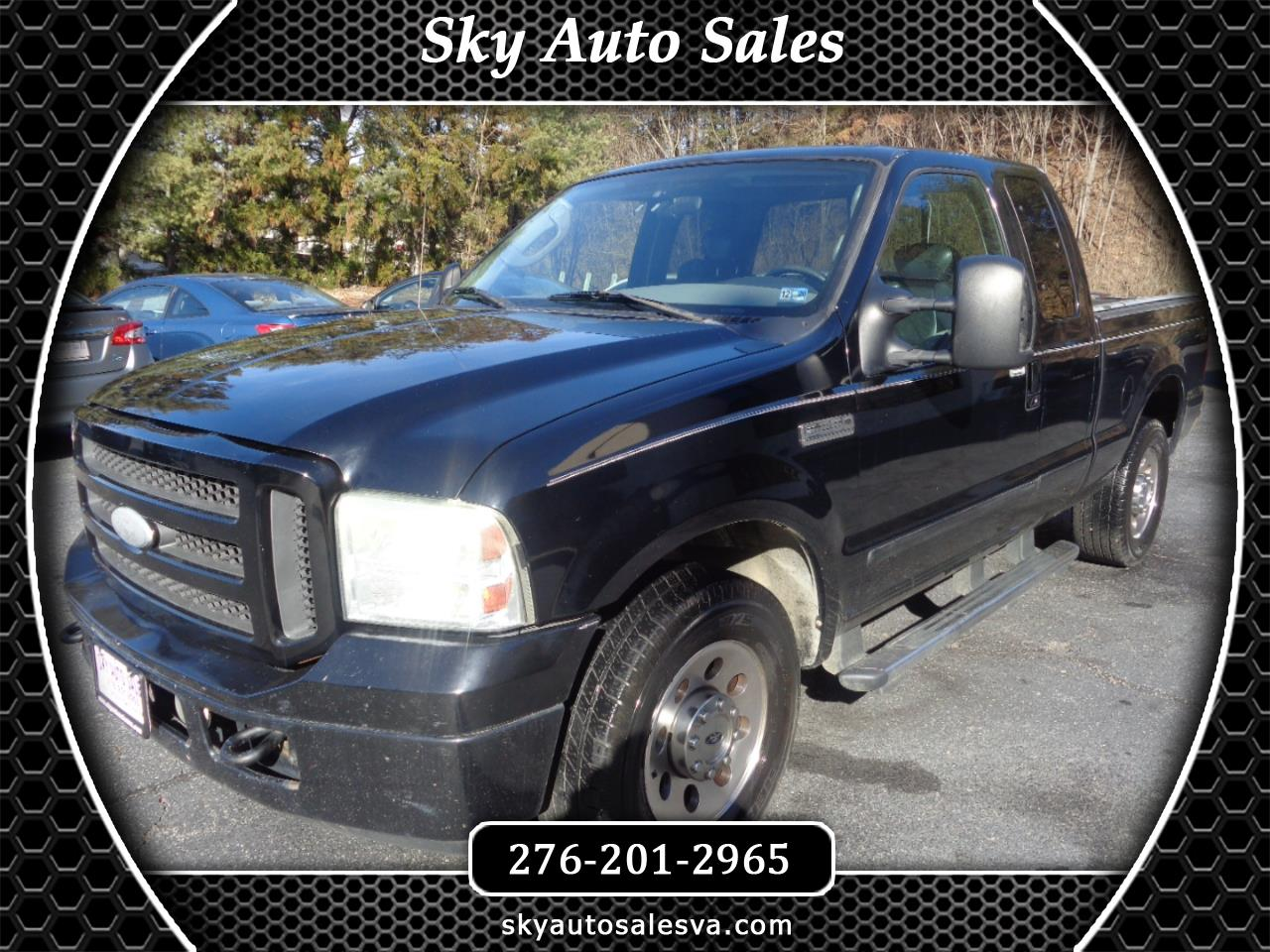 Ford F-250 SD Lariat SuperCab 2WD 2005