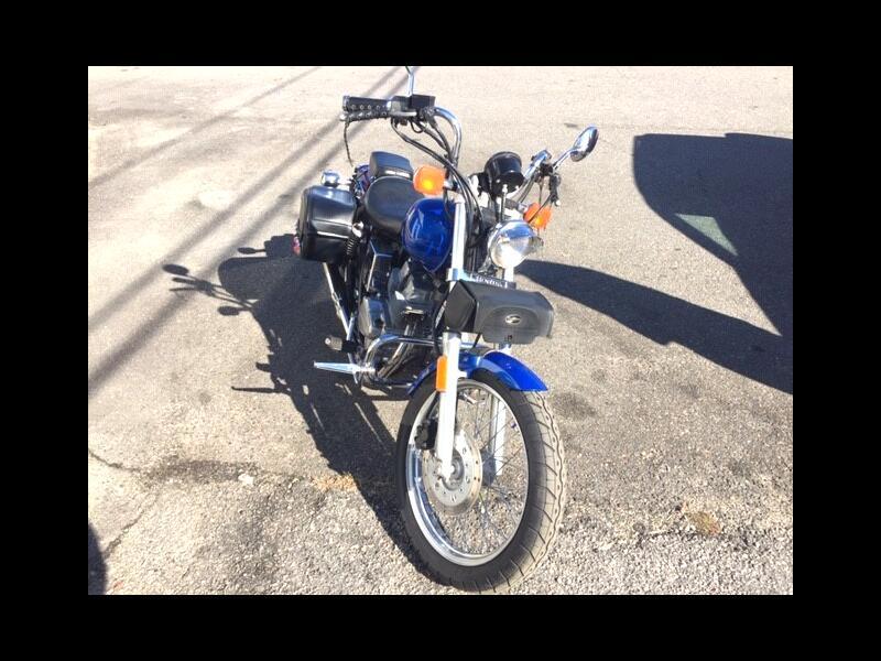 1985 Honda CMX250C