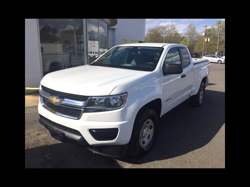 2015 Chevrolet Colorado WT Ext. Cab 2WD