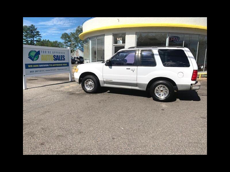 2001 Ford Explorer Sport 2WD