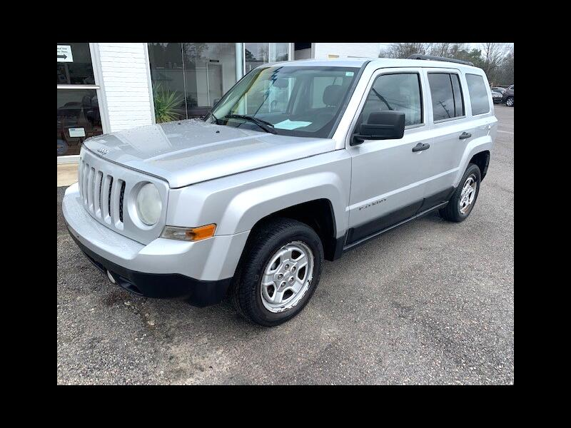 Jeep Patriot Sport 2WD 2012