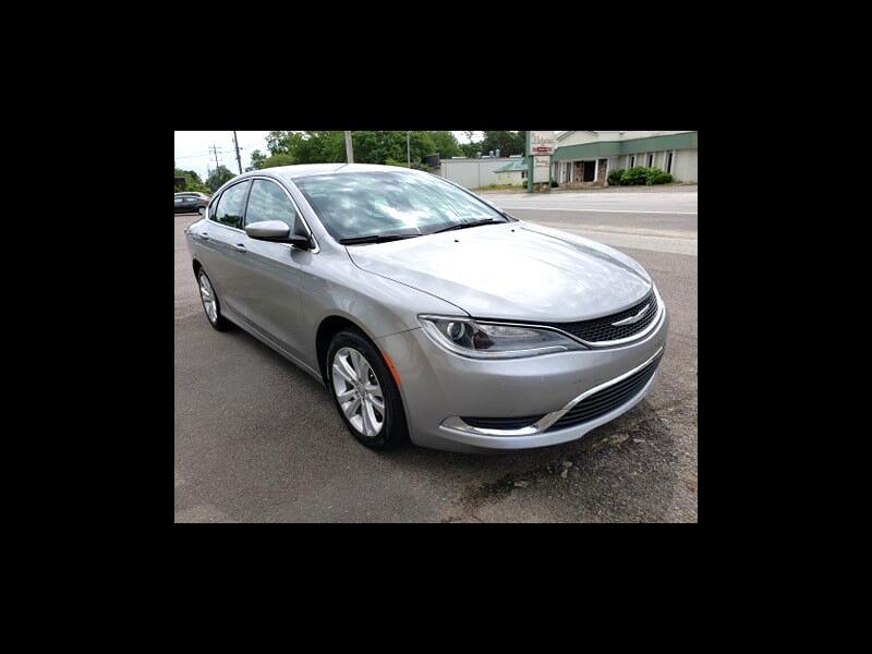 Chrysler 200 Limited Platinum 2017