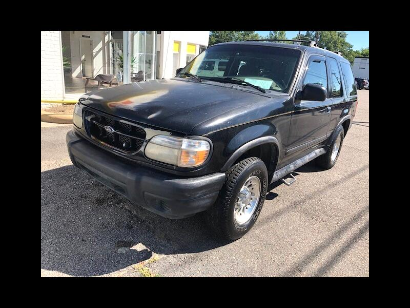 Ford Explorer Sport 2-Door 2WD 2000
