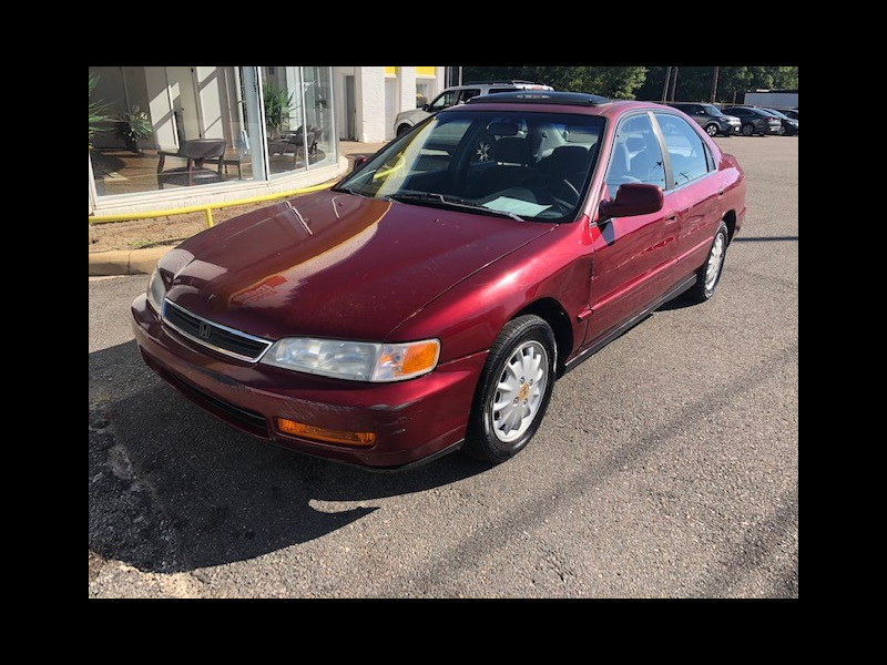 Honda Accord EX sedan 1996