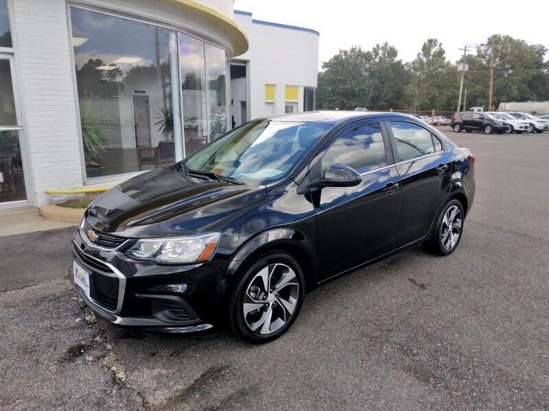 Chevrolet Sonic Premier Auto Sedan 2019