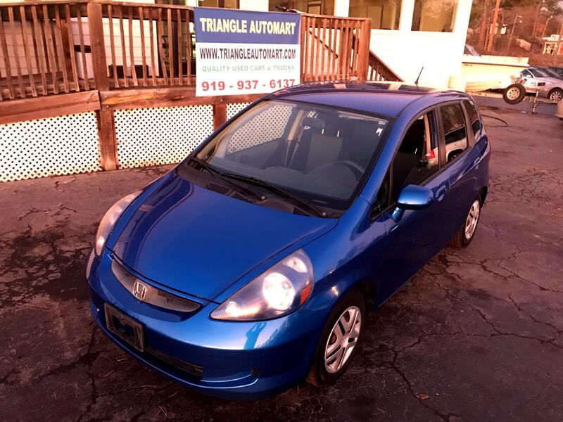 Honda Fit 5-Speed AT 2008