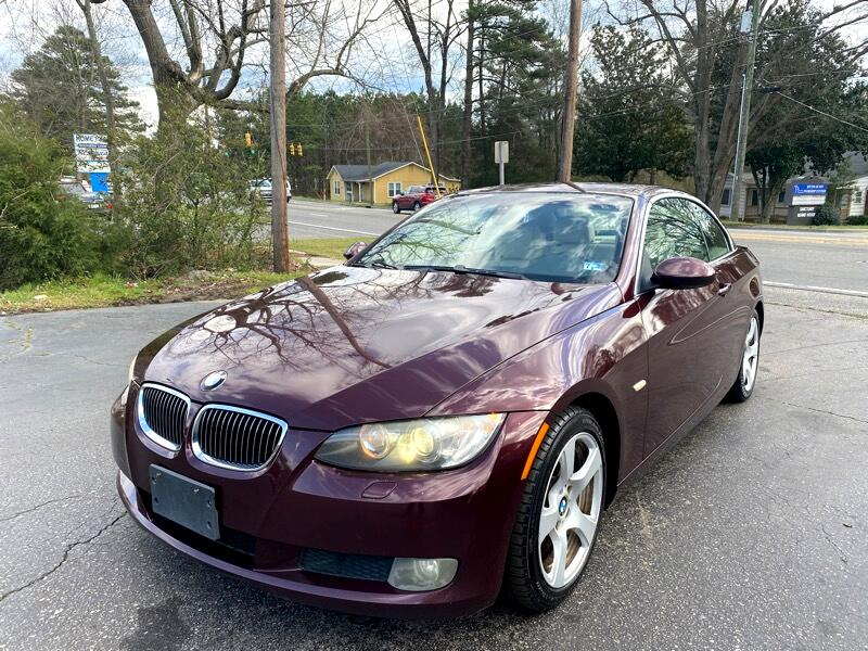 BMW 3-Series 328i Convertible 2008